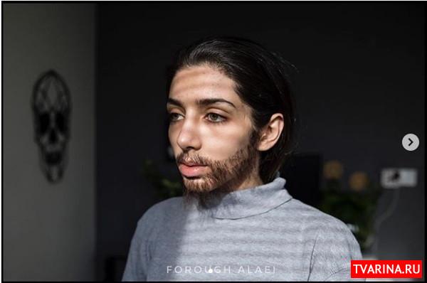 Иранская футбольная фанатка переодевалась в парня, чтобы попасть на матч