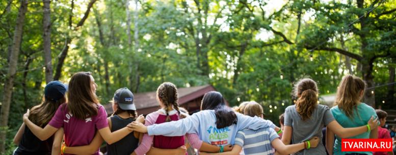 Детские лагеря Украины. Куда отправить ребенка на отдых?
