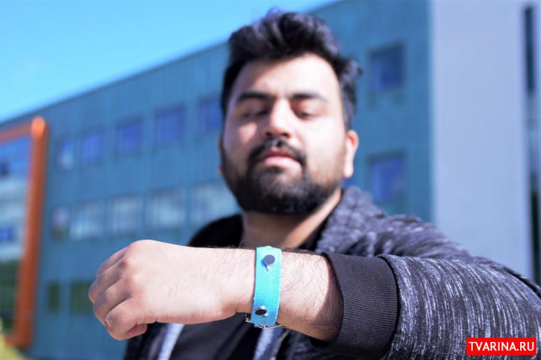 В Великобритании создали браслет, который контролирует эмоции