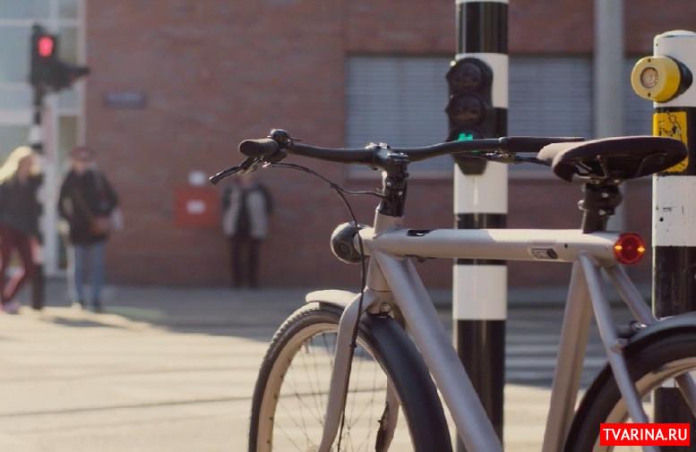 Вадим Кицелюк: В Китае создали самоуправляемый велосипед с искусственным интеллектом