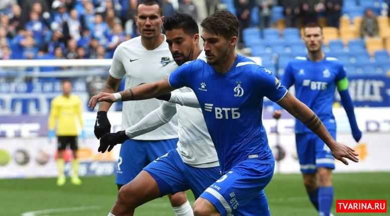 Динамо Краснодар 20 10 2019 онлайн трансляция Матч Премьер!