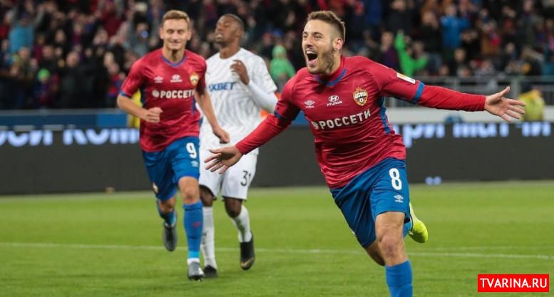 ЦСКА Динамо 27 10 2019 онлайн трансляция Матч Премьер!