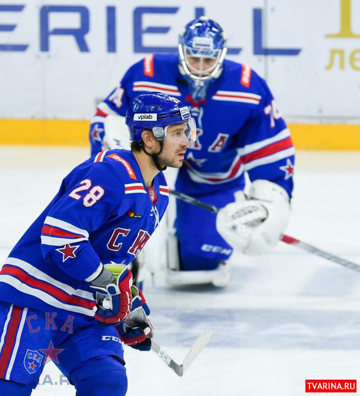 СКА ЦСКА 23.09.2019 смотреть онлайн хоккей