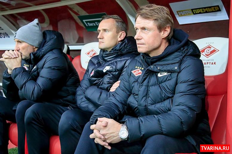 Кононов отставка из Спартака: кто новый тренер 2019-2020?