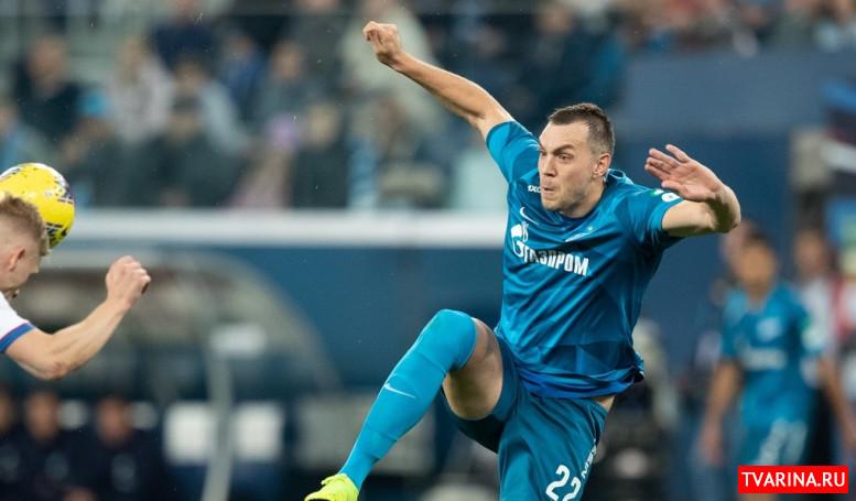 Рубин Зенит 23 11 2019 онлайн трансляция Матч Премьер!