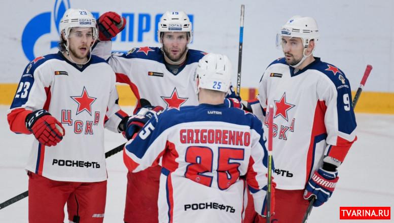 ЦСКА Металлург 24.12.2019 смотреть онлайн хоккей