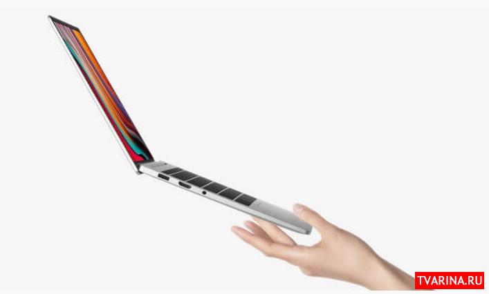 RedmiBook 13 - характеристики и цена ноутбука от Xiaomi 2020