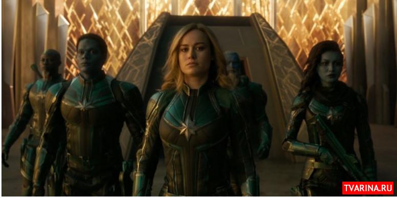 В 2019 году было рекордное количество героинь в кинематографе - исследование