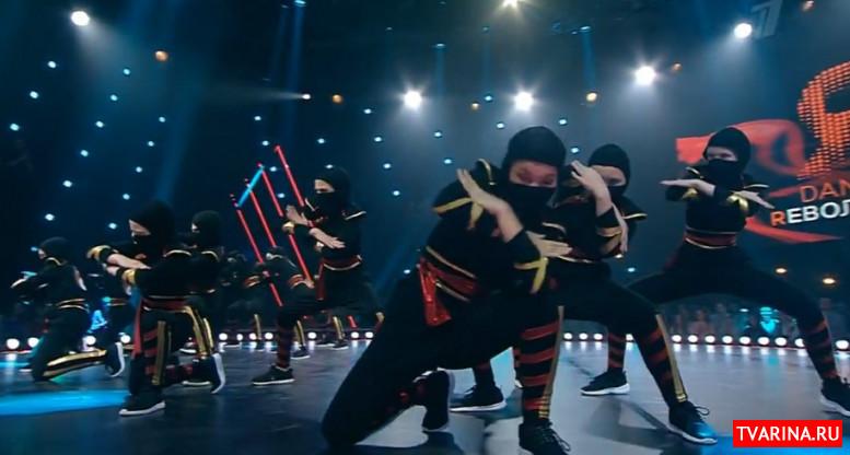 Танцы на Первом 4 выпуск 1.03.2020 Dance революция