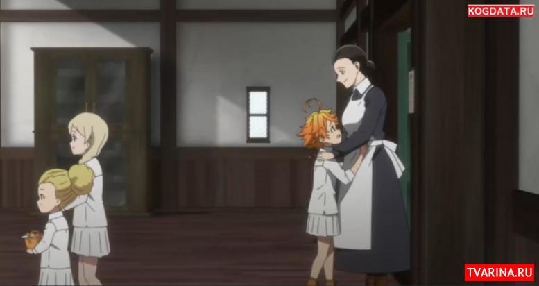 Обещанный Неверленд 2 сезон аниме