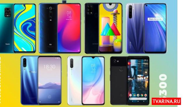 Топ-7 смартфонов стоимостью до 19999 рублей, которые можно официально купить в первой половине 2020