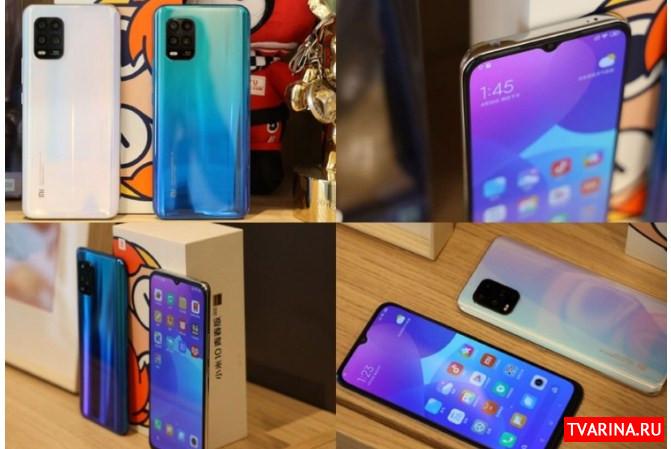 Обзор Xiaomi Mi 10 Youth Edition с MIUI 12 - крутой бюджетный камерофон