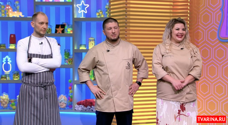 Кондитер 4 сезон 6 выпуск 9.07.2020 Пятница