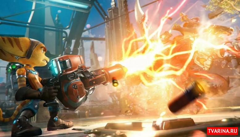 Новый Ratchet & Clank вошел в стартовую линейку PS5