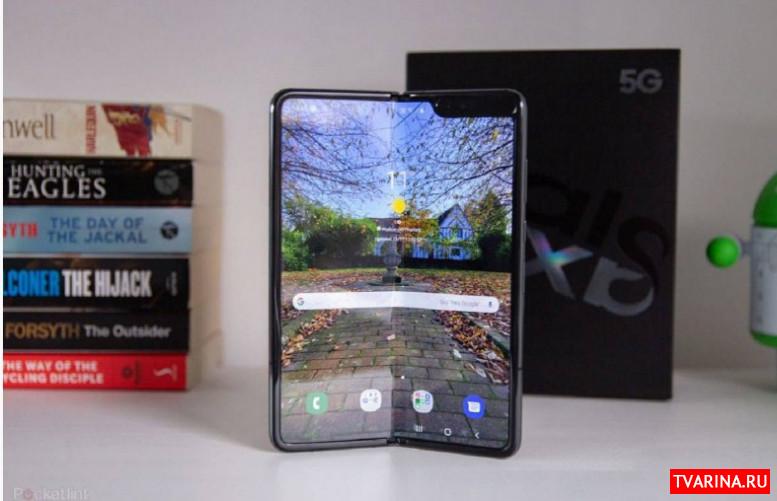 складные телефоны с 5g в 2021 какой выбрать