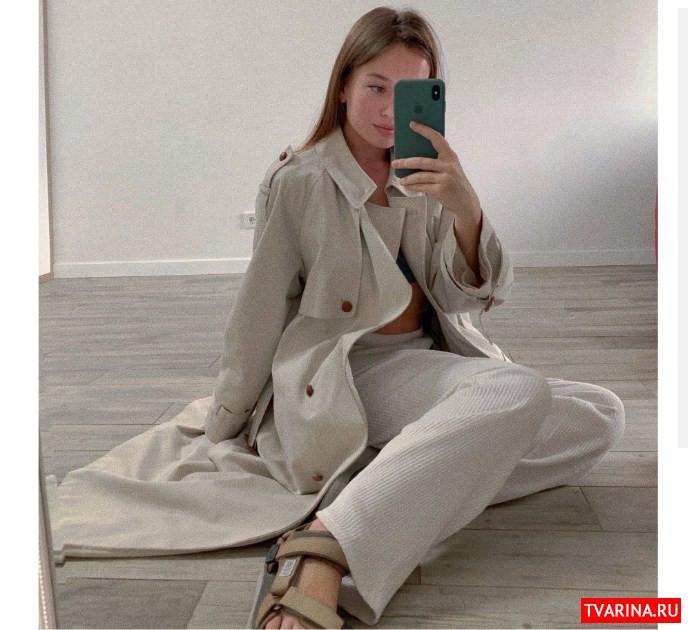 Ксения Харченко: «Не люблю покупать вещи, которые будут ждать, пока я похудею»