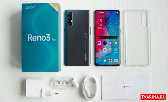 Детальный обзор Oppo Reno3 Pro: идеальный субфлагман? Характеристики, цена, особенности смартфона