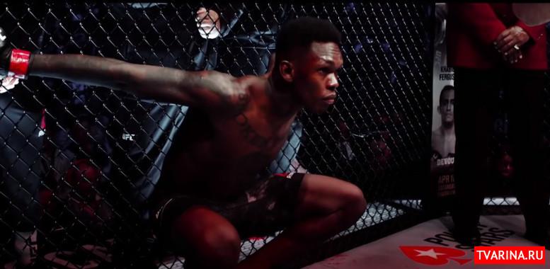 Адесанья Коста бой 27 сентября 2020 UFC 253 видео онлайн
