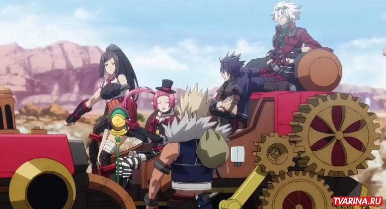 Сказания Арада Война 2 сезон аниме