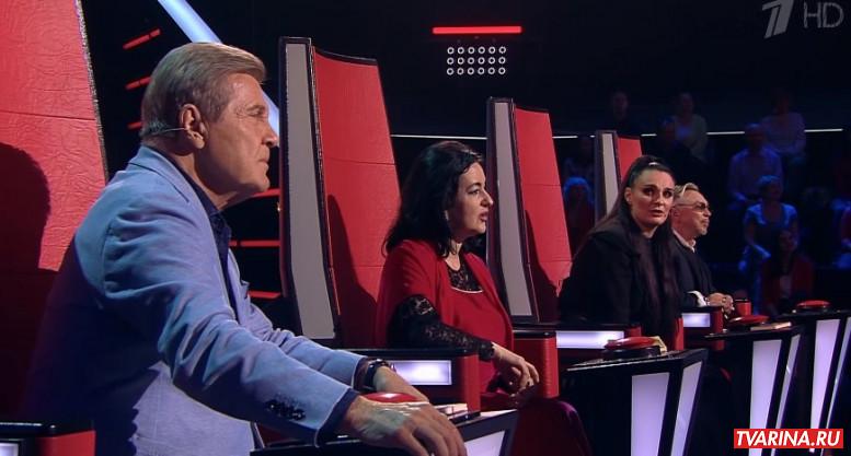 Голос 60+ от 18.09.2020 смотреть онлайн Первый канал