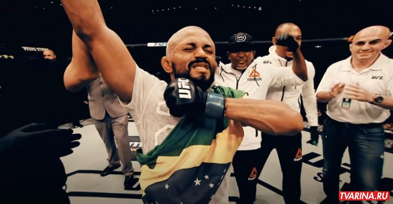 UFC 255 онлайн прямая трансляция Матч ТВ