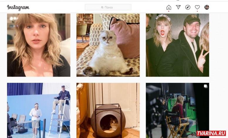 Как загрузить фото с Instagram, скачать к себе (2021)