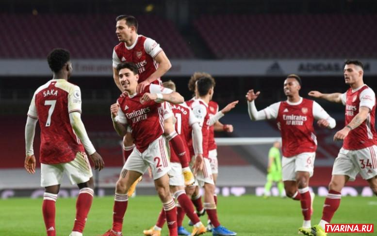 Арсенал Манчестер Сити 21 02 2021 онлайн трансляция Матч ТВ!