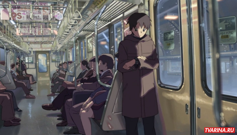 5 см в секунду - смысл аниме, заслуживает ТОП лучших?
