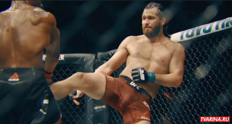 UFC 261 онлайн прямая трансляция Матч ТВ