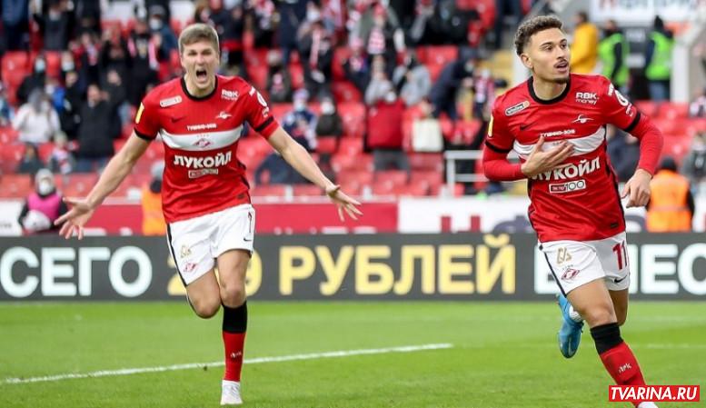 Спартак Арсенал 03 05 2021 онлайн трансляция Матч Премьер!