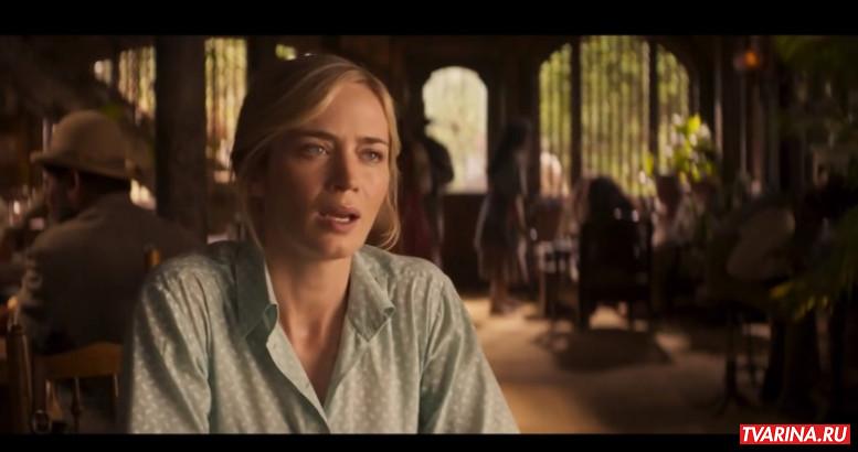 Круиз по джунглям (2021) - хороший летний фильм, отзыв